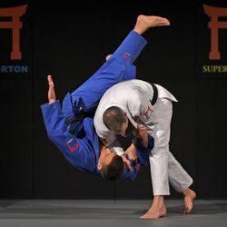 Cours de taiso et judo vacances 1